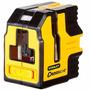 Auto Nivelador Laser 15 Mts Cruzadas Cross Stanley Stht77341