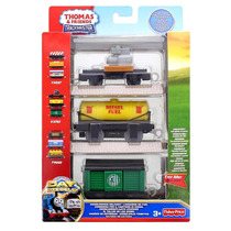 Vagões Trackmaster -vagões De Entrega Thomas