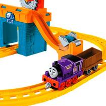 Thomas Friends Amigos Ferrovia Charlie Dia Na Pedreira Cdv08