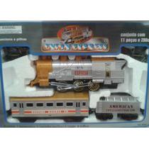 Trem Elétrico Union Express