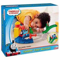 Thomas E Friends Minha Primeira Ferrovia Criança Bebê
