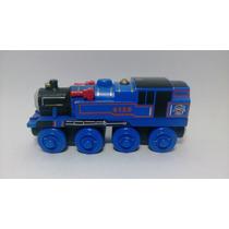 Thomas E Seus Amigos Y4382 Belle Locomotiva Madeira