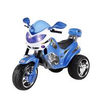 Moto Elétrica Super Moto Polícia 12v - Magic Toys