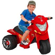 Ban Moto Elétrica Cars Passeio 6v Bandeirante