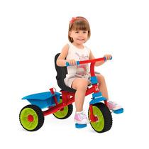 Bicicleta Triciclo Smart Plus Bandeirante