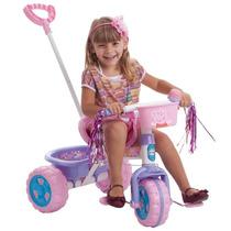 Triciclo Premiun Peppa Pig Infantil - Multibrink