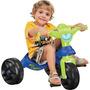 Bicicleta Triciclo Carrinho Infantil Kid Cross Bandeirantes