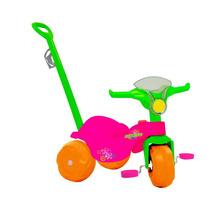 Bicicleta Triciclo Motoban Passeio Infantil Bandeirante