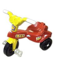 Triciclo Infantil Criança Jet Menino(a) Passeio Infantil