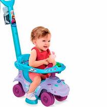 Carrinho Infantil De Empurrar E Andador Frozen Disney Baby