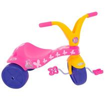 Bicicleta Triciclo Borboletinha Xalingo
