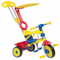 Triciclo Infantil Passeio Brinquedo Bandeirante