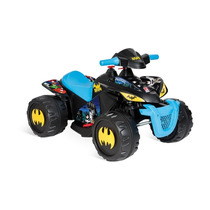 Mini Quadriciclo Elétrico Infantil 6v Batman Mini Moto