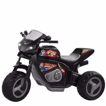 Triciclo Eletrico Infantil 6v Moto Max Turbo Magic Toys