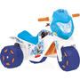 Triciclo Ban Moto Eletrica 6v Olaf Frozen Disney Bandeirante