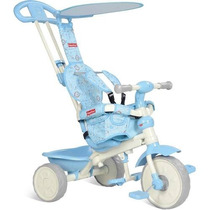 Triciclo Smart Velobaby Infantil Fisher Price Bandeirante