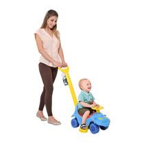 Carrinho De Passeio E Andador Para Bebe Bandeirantes Baby