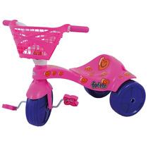 Triciclo Fofete Com Cestinha - Xalingo Brinquedos