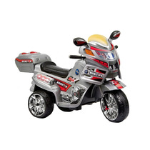 Moto Elétrica Infantil Tf-830 6 Watts Prata - Track & Bik...