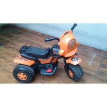 Moto Elétrica Infantil Bandeirante Com Defeito