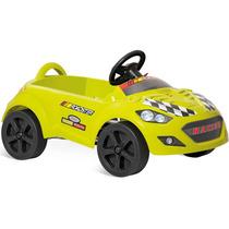 Carrinho Carro Infantil Roadster Citrus Bandeirante