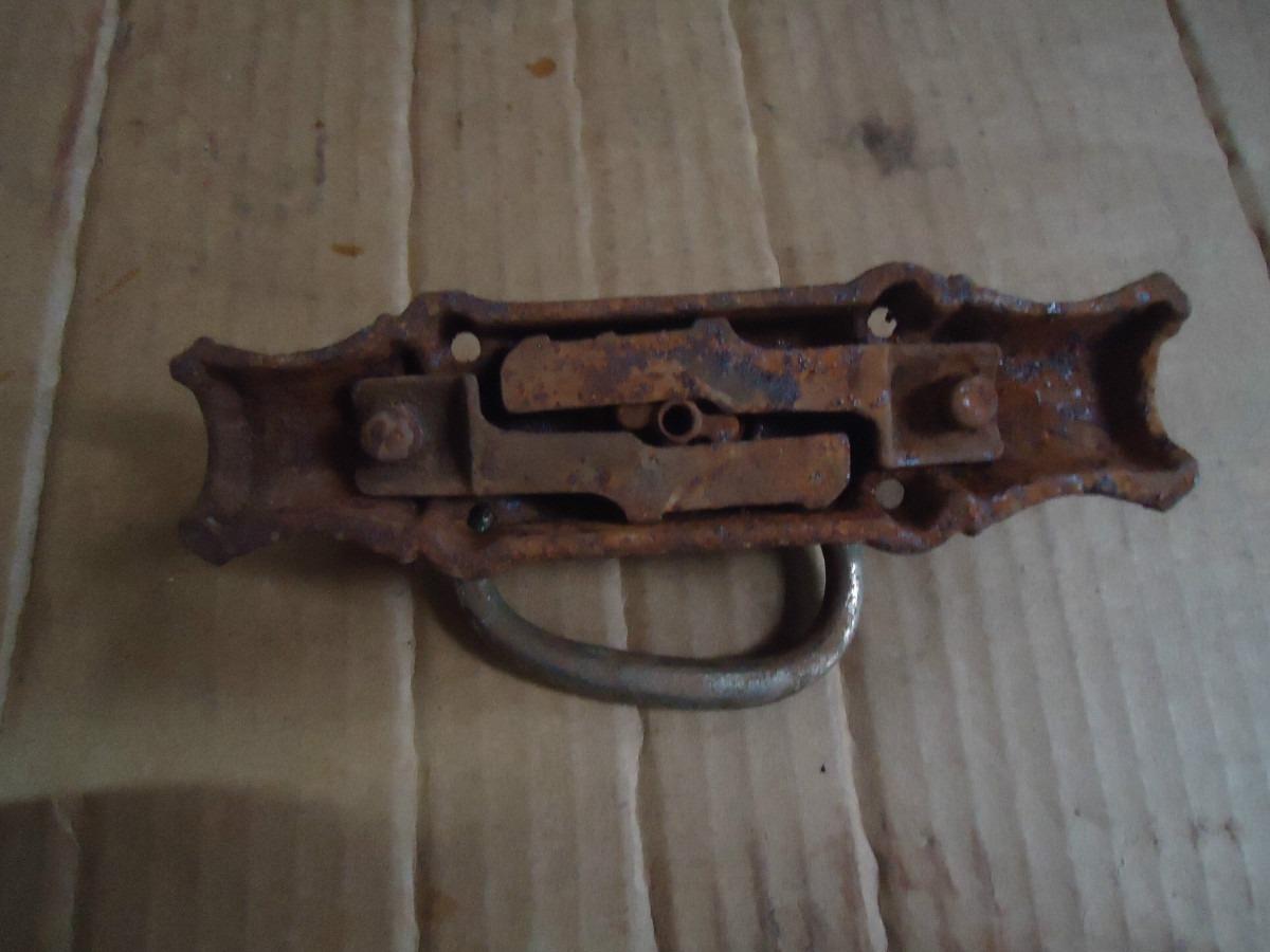 #3B2F28 Trinco Antigo De Janelas De Madeira R$ 100 00 no MercadoLivre 1524 Trinco Para Janela De Aluminio