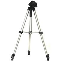 Tripe Universal Aluminio 1.30mt Camera Filmadora Telescopio