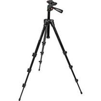 Tripé Manfrotto Mk393-h - Kit Para Foto E Video