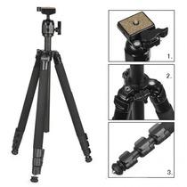 Tripe Weifeng Wf-6662a P/ Camera Filmadora Flash Iluminador