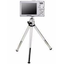 Mini Tripé Câmera Digital Maquina Fotográfica Universal Self
