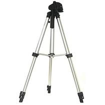 Tripe Universal Aluminio 1.30mt Telescopio Camera Filmadora