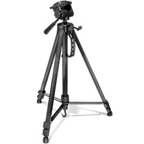 Tripé Câmera Profissional Universal Filmadora Photo Large