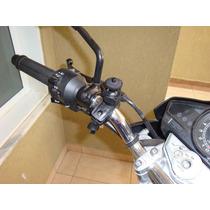 Suporte Filmadora Moto Bicicleta Câmera - Feito Em Abs