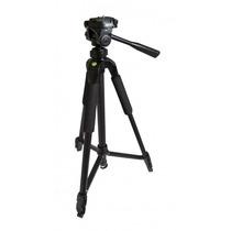 Tripé Fotográfico Profissional 1,5 Metros Canon, Nikon, Sony