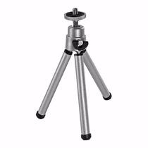 Mini Tripé Câmera Digital Maquina Fotográfica Universal