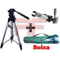 Tripé Binóculo Profissional Stc-360 Até 1,80 Mts + Bolsa