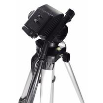 Tripe Alumínio 1.75mt Câmera Filmadora Telescópio + Bolsa