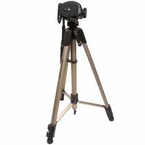 Tripé Alumínio P/ Câmera Celular Filmadora Wt 3710 Greika