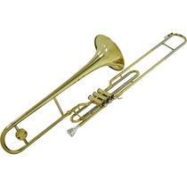 Trombone De Pisto Shelter Tjs6424l Sib C/ Case 4391