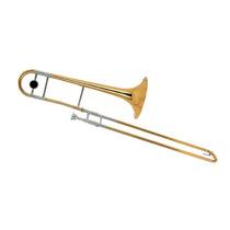 Trombone De Vara Suzuki Jbsl-710lq Laqueado