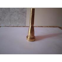 Bocal Trompete Mega Tone 3c - Profissional Tipo Vicent Bach