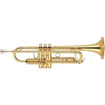 Trompete Yamaha Ytr6335 Na Cheiro De Música Loja Autorizada