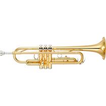Frete Grátis - Yamaha Ytr-2330 Trompete Sib Laqueado/dourado