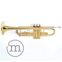 Trompete Laqueado Milano Pro Si Bemol . Custom . Loja . Gtia