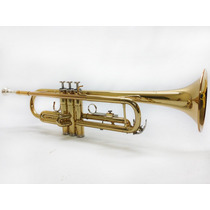 Trompete Yamaha Ytr-2335 Dourado Made In Japan Mod Standard!