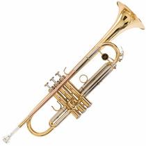 Trompete Michael Wtrm66 Laqueado (bb) Com Case - Promoção!