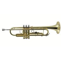 Trompete Sib - Weril Laqueado Sem Estojo - Et1172l0