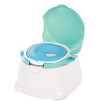 Troninho Pinico Infantil 3 Em 1 Azul - Safety 1st - 4babies