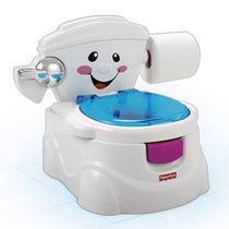 Troninho Bebê Toilette Fisher-price Simula Vaso Sanitário