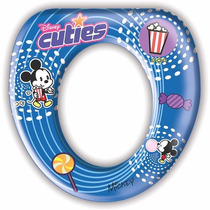 Adaptador Inf Para Vaso Sanitário Disney Mickey Cuties Gedex